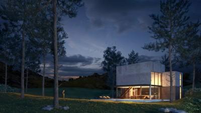 Casa Guaruma para Concurso OCA